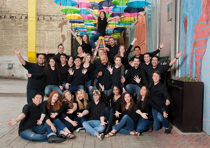 U of R Chapel Singers
