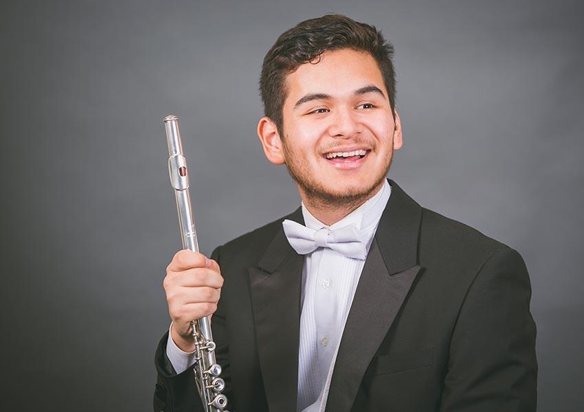Gerardo Lopez - Flute