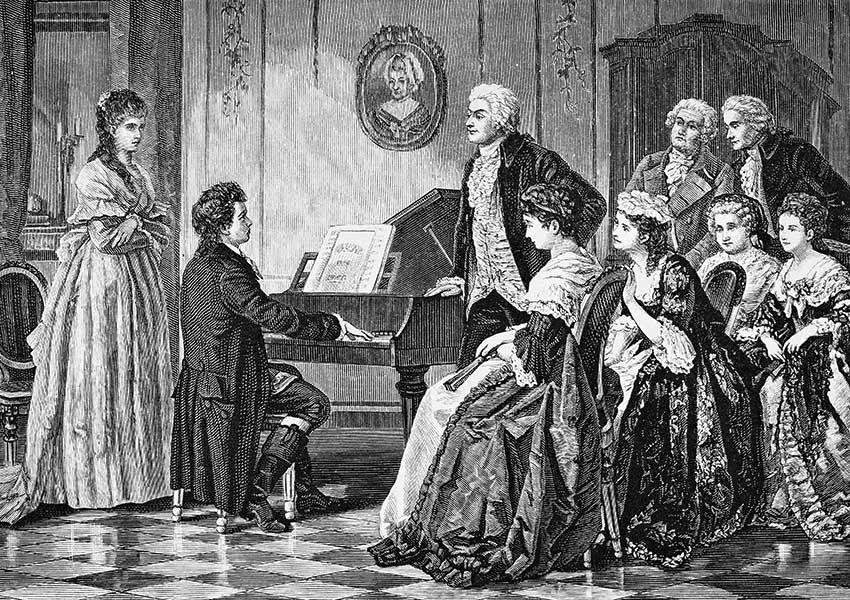 Celebrate Mozart in 2019