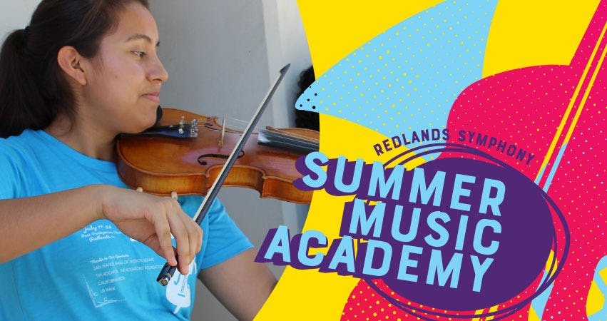 Register for Our Summer Music Academy