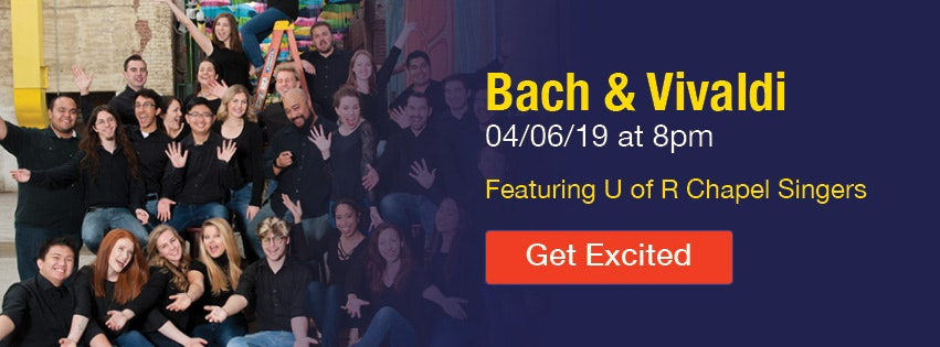 Get Ready for Our April Concert