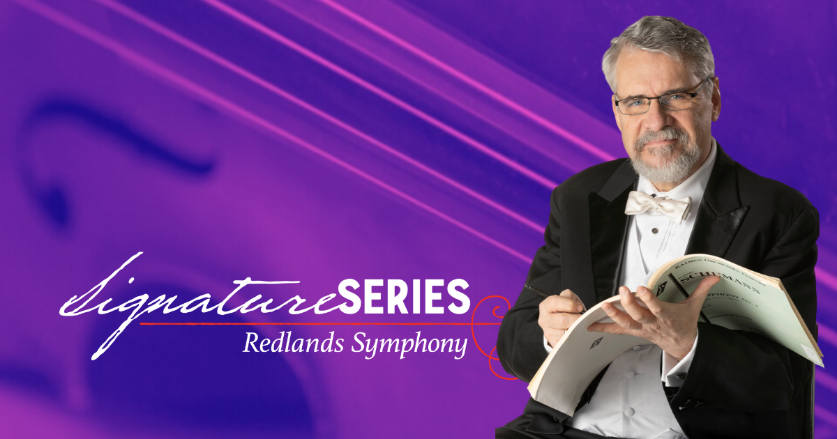 Meet the Redlands Symphony Signature Series