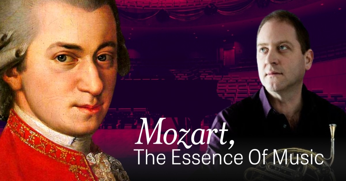 View Our Mozart Concert